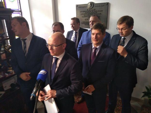 """Projekt uchwały PiS ws. korków w mieście wykreślony. Tadeusz Ferenc: """"W każdym dużym mieście są korki"""" - Aktualności Rzeszów"""