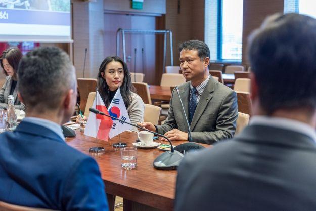 Delegacja z Korei Południowej odwiedziła Politechnikę Rzeszowską - Aktualności Rzeszów