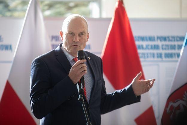 Wizyta ambasadora Szwajcarii w Rzeszowie - Aktualności Rzeszów