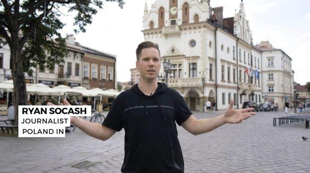 """Rzeszów """"bohaterem"""" anglojęzycznego programu [VIDEO] - Aktualności Rzeszów"""