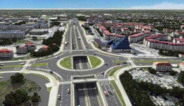 Zobacz, jak będzie wyglądał tunel pod rondem Pobitno [WIZUALIZACJA] - Aktualności Rzeszów