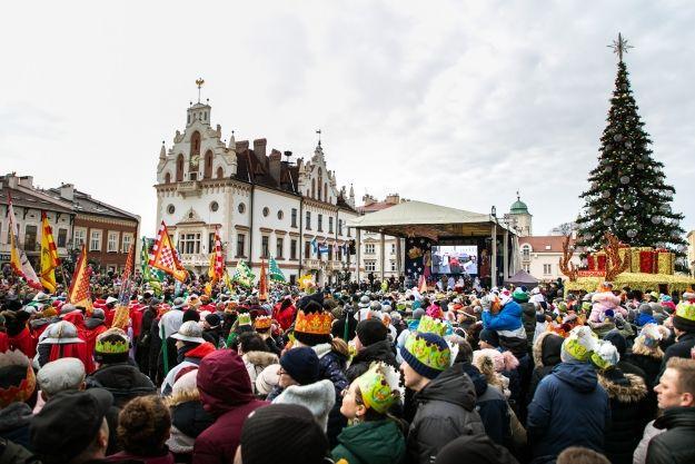 Rekordowa frekwencja mieszkańców na tegorocznym Orszaku Trzech Króli - Aktualności Rzeszów