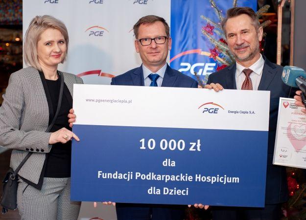 Trzy rzeszowskie instytucje z pomocą finansową. Wśród nich Fundacja Podkarpackie Hospicjum dla Dzieci - Aktualności Rzeszów