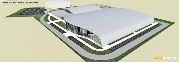 Podkarpackie Centrum Lekkoatletyczne UR będzie oddane do użytku w 2021 roku - Aktualności Rzeszów