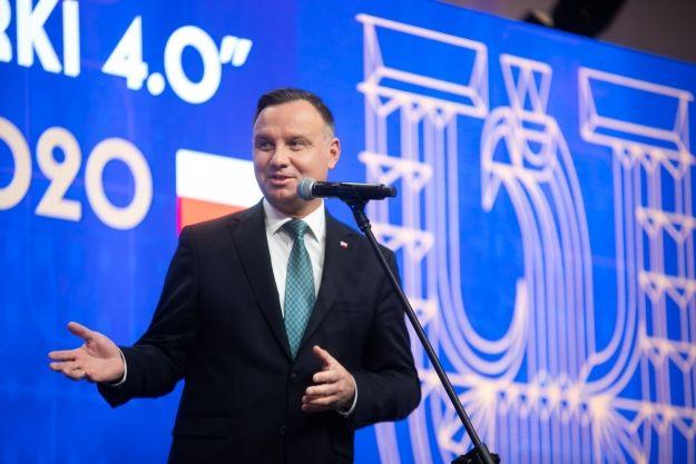 Prezydent Andrzej Duda gościł w Stalowej Woli - Aktualności Podkarpacie