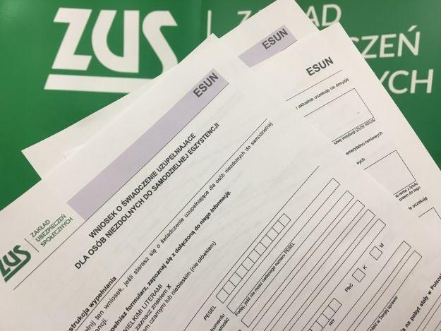 Rzeszowski oddział ZUS z największa ilością wniosków o świadczenia dla osób niezdolnych do samodzielnej egzystencji - Aktualności Rzeszów