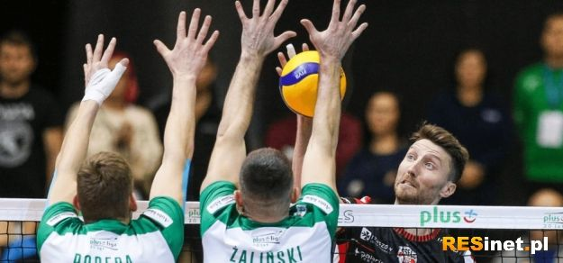 Siatkarze z Rzeszowa zdobywają trzy punkty w Olsztynie - Aktualności Rzeszów