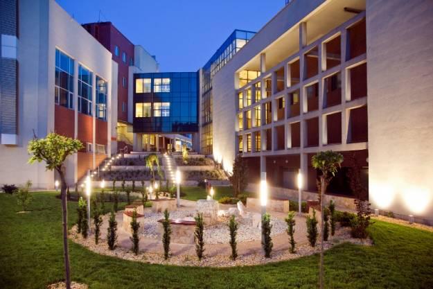 Ogród wypoczynkowy dla studentów WSPiA  - Aktualności Rzeszów