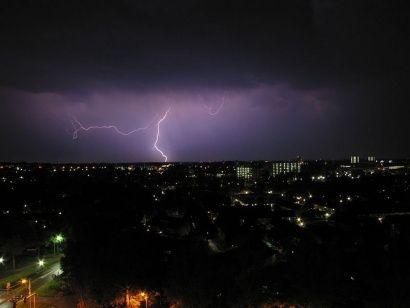 Skutki wieczornych i nocnych burz nad Podkarpaciem  - Aktualności Podkarpacie
