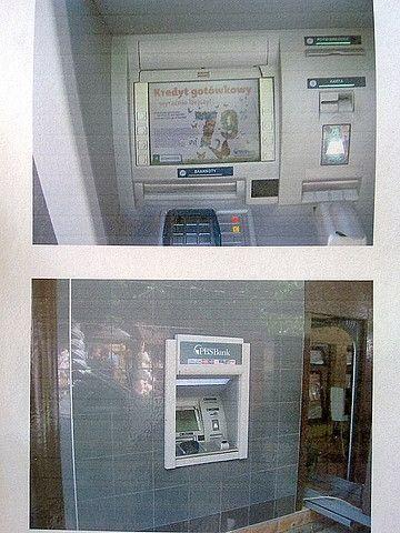 22-latek zdewastował bankomat - Aktualności Podkarpacie