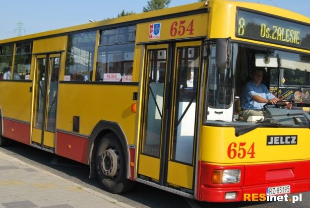 """""""8"""" i """"31"""" wracają na dotychczasowe trasy - Aktualności Rzeszów"""
