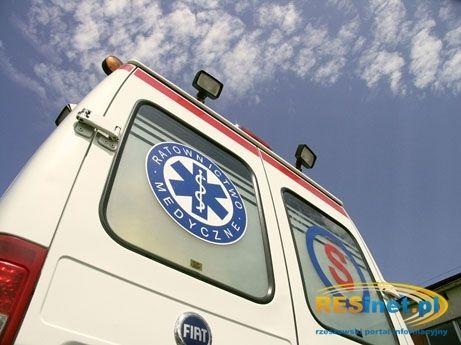 Lutoryż. BMW zderzyło się z ciężarówką. 1 osoba ranna - Aktualności Podkarpacie