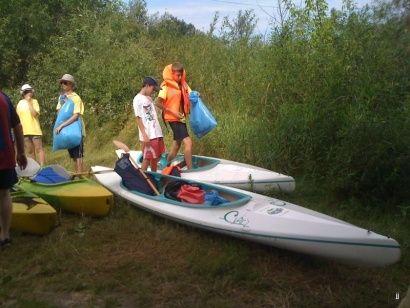 Wodny szlak na Tanwi  - Aktualności Podkarpacie