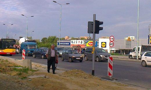 Korki na Podkarpackiej do końca września - Aktualności Rzeszów