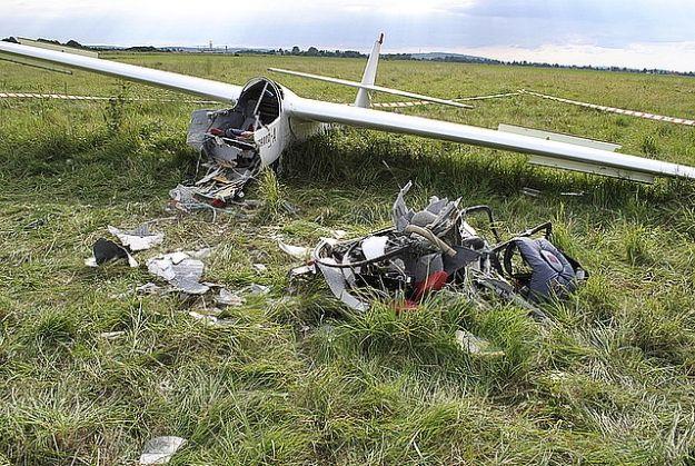 Tragiczny wypadek na lotnisku w Krośnie - Aktualności Podkarpacie