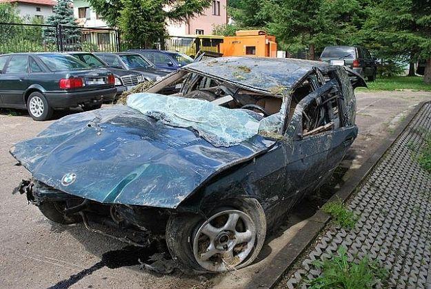 Zatrzymano sprawcę śmiertelnego wypadku w Ustrzykach Dolnych - Aktualności Podkarpacie