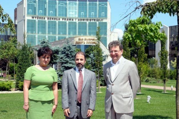 Konsul USA odwiedził rzeszowską uczelnię - Aktualności Rzeszów