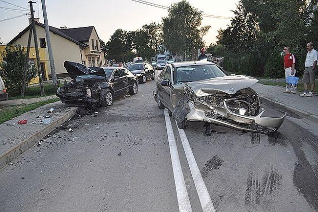 Nietrzeźwy kierowca spowodował wypadek - Aktualności Rzeszów