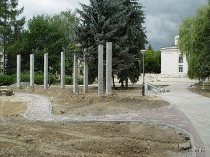 Rewitalizacja Parku Inwalidów Wojennych  - Aktualności Rzeszów