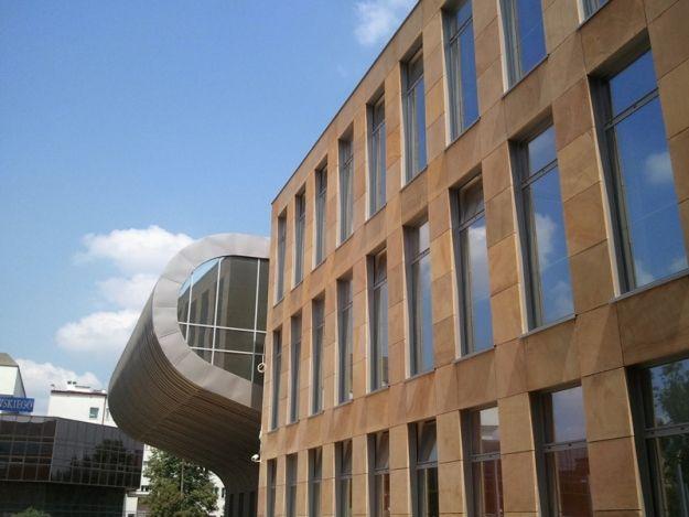 Zakończono budowę kompleksu dla Uniwersytetu Rzeszowskiego - Aktualności Rzeszów
