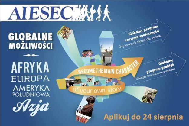 Rekrutacja na wolontariat i praktyki zagraniczne - Aktualności Rzeszów