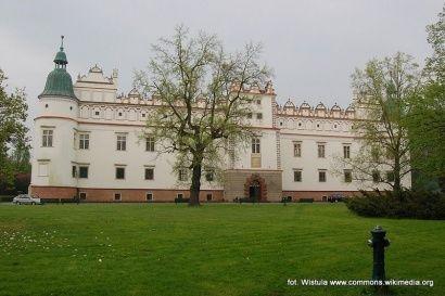 Zamek w Baranowie Sandomierskim na sprzedaż  - Aktualności Podkarpacie