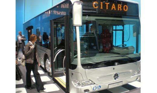 Autobusy gazowe dostarczy mercedes - Aktualności Rzeszów