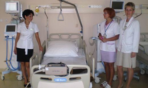 Komfortowe warunki dla pacjentów z udarami - Aktualności Podkarpacie