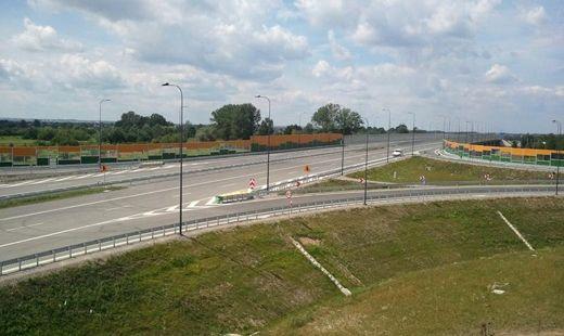 Od godz. 17 Autostrada otwarta dla ruchu - Aktualności Rzeszów