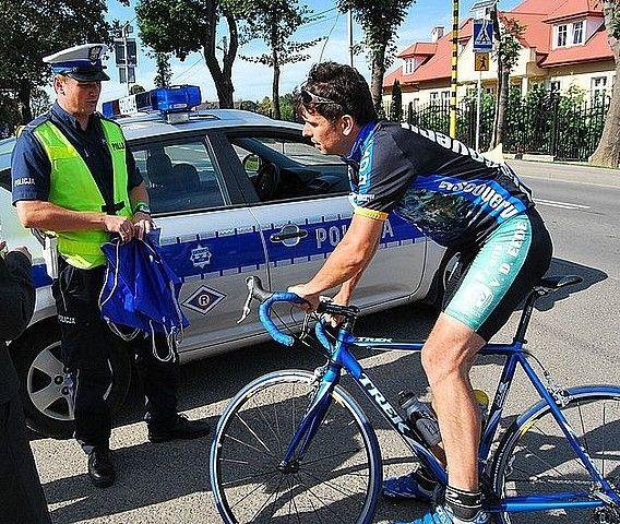 W trosce o bezpieczeństwo pieszych i rowerzystów - Aktualności Podkarpacie
