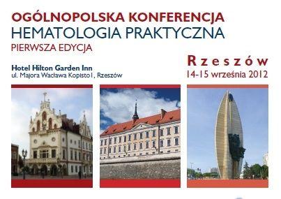 Konferencja hematologiczna w Rzeszowie - Aktualności Rzeszów