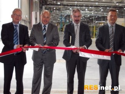Rusza fabryka szyb samochodowych Pilkington  - Aktualności Podkarpacie