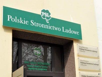 Jan Bury ponownie prezesem podkarpackiego PSL  - Aktualności Rzeszów