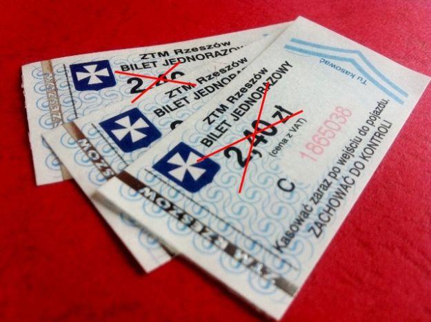Nowe ceny biletów autobusowych - Aktualności Rzeszów