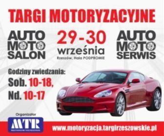 Targi Motoryzacyjne - Aktualności Rzeszów
