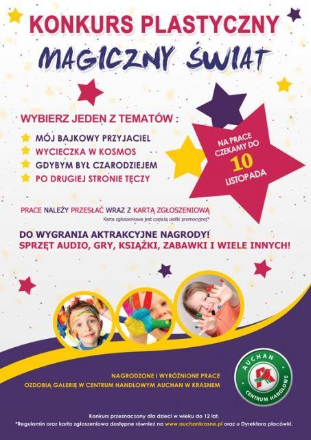 Konkurs Plastyczny dla dzieci - Aktualności Rzeszów