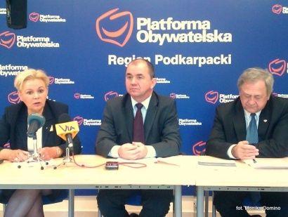 """Podkarpaccy posłowie PO o """"drugim expose"""" premiera - Aktualności Podkarpacie"""