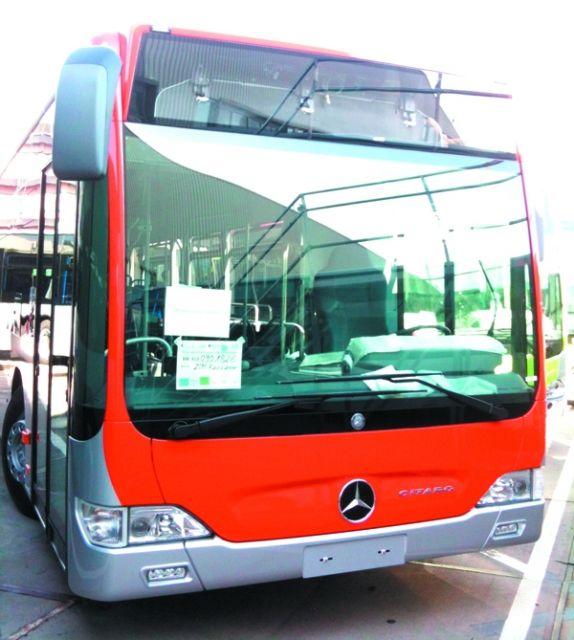 Pomarańczowo-srebrne autobusy - Aktualności Rzeszów