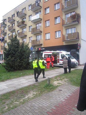 Pożar mieszkania w Kolbuszowej - Aktualności Podkarpacie