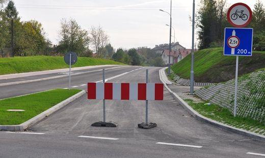 Łącznik z ul. Wyspiańskiego wciąż zablokowany - Aktualności Rzeszów