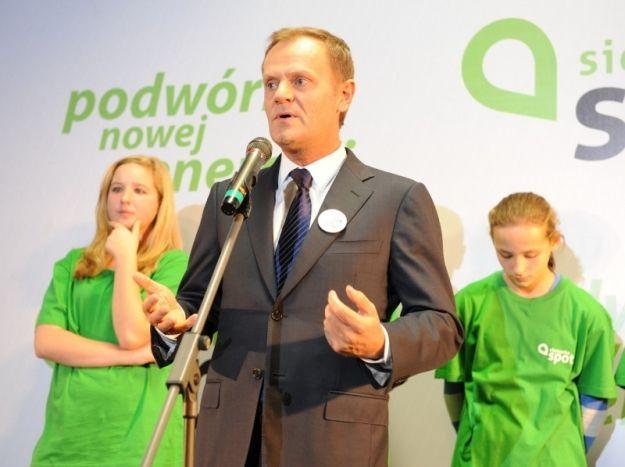 Donald Tusk otworzył Siemachę - Aktualności Rzeszów