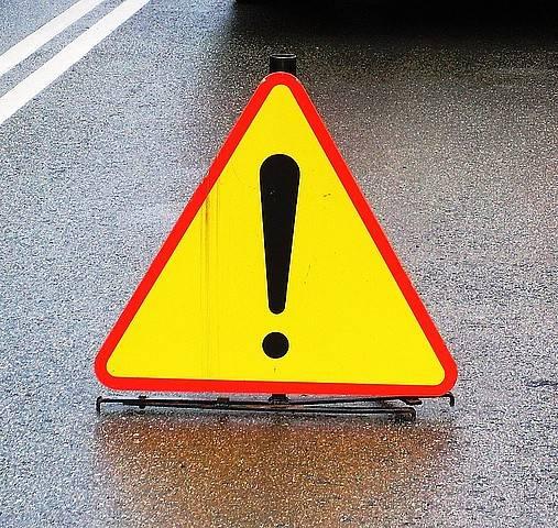 Wypadek ciężarówki w Krasnem - Aktualności Rzeszów