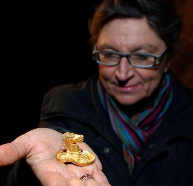 Złoty skarb profesor Uniwersytetu Rzeszowskiego - Aktualności Rzeszów