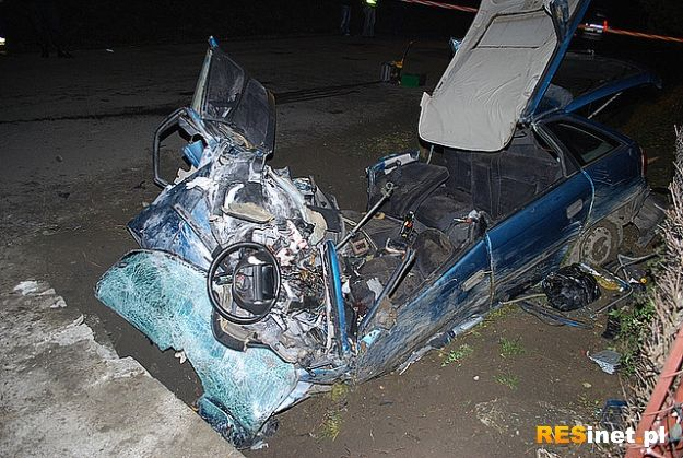 2 osoby zginęły w wypadku w Dobrucowej  - Aktualności Podkarpacie