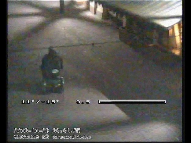 Kradzionym wózkiem inwalidzkim jeździł po Rynku - Aktualności Rzeszów