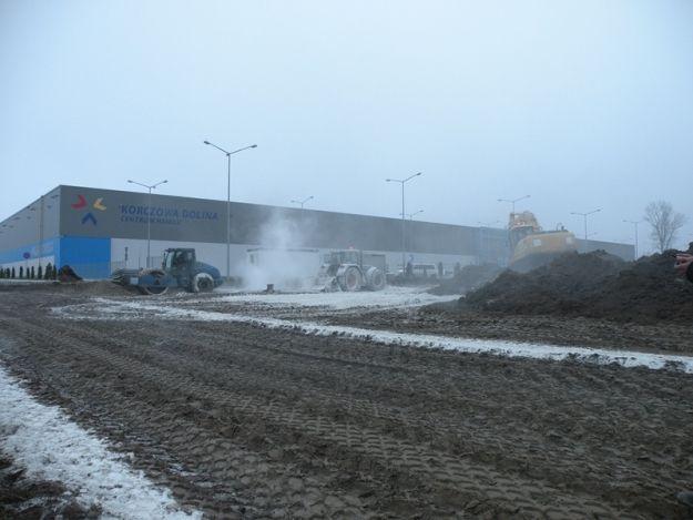 Rozpoczęła się budowa Hali Lwowskiej - Aktualności Podkarpacie