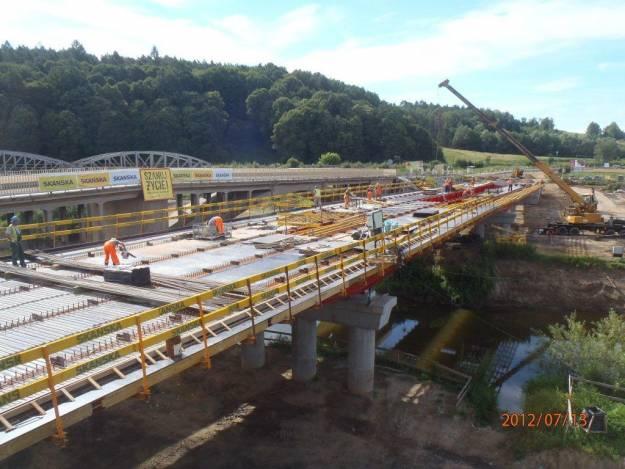 100-metrowy most w Nowej Wsi Czudeckiej gotowy - Aktualności Podkarpacie