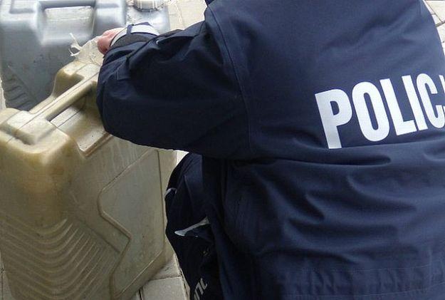 Kradli paliwo z terenu budowy autostrady - Aktualności Podkarpacie