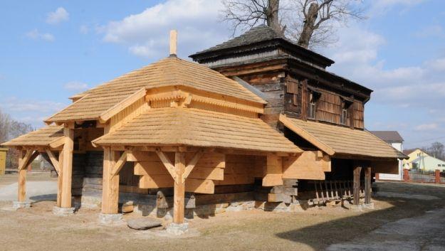 Odrestaurowano cerkiew w Rudce - Aktualności Podkarpacie
