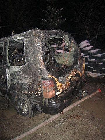 Pożar w warsztacie samochodowym - Aktualności Podkarpacie